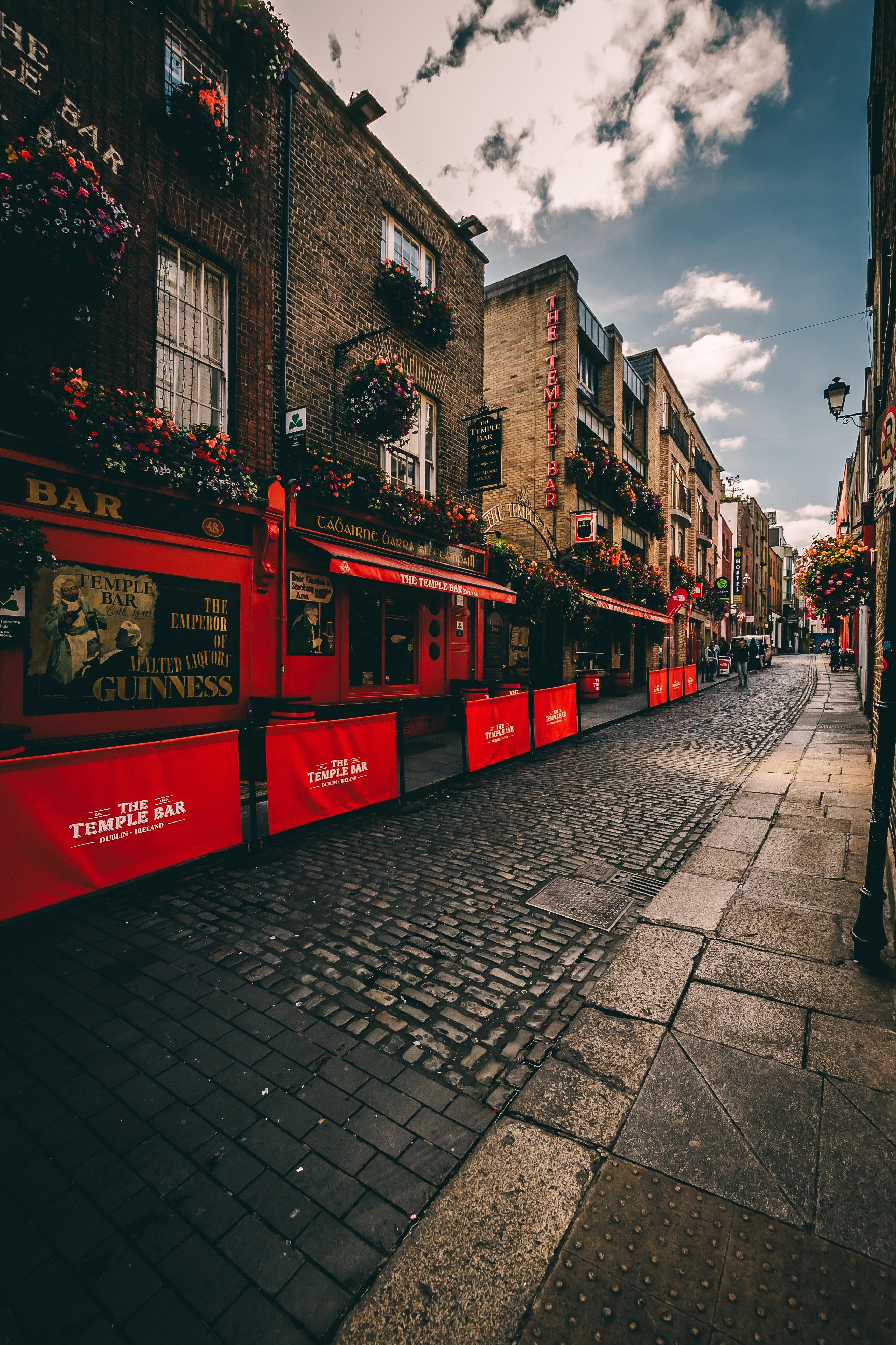 Dublín- Estudia y Trabaja